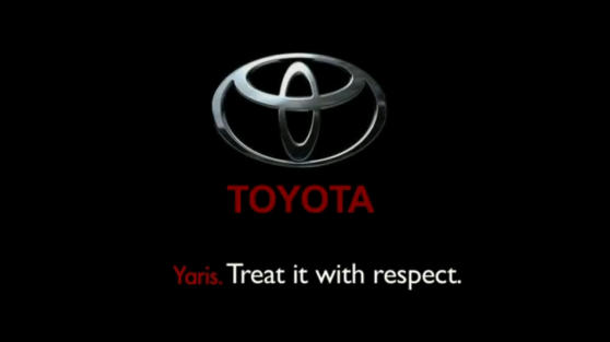 Toyota Yaris Advert