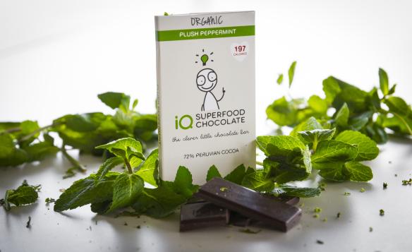 IQ Chocolate - Mint