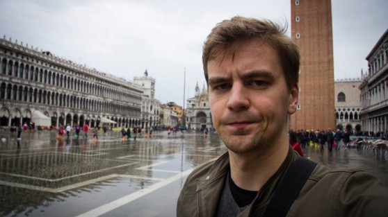 Duncan_in_Venice_2013