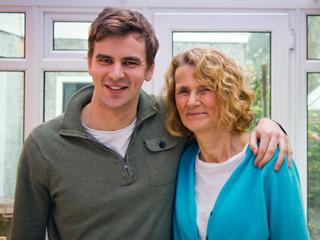 Duncan & Mum
