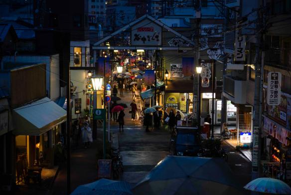 Nappori, Tokyo, - Duncan Cowles - November 2016