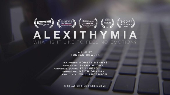Alexithymia Poster with Laurels