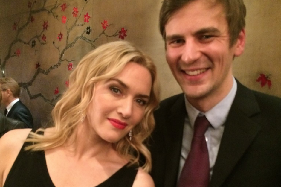 Duncan Cowles Kate Winslet