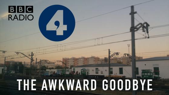 Awkward Goodbye Cover Duncan Cowles BBC Radio 4