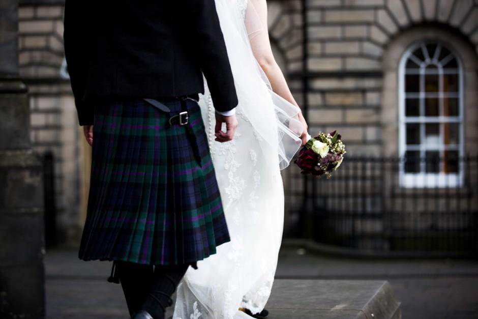 Wedding Signet Library Edinburgh